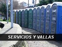 Servicios y Vallas